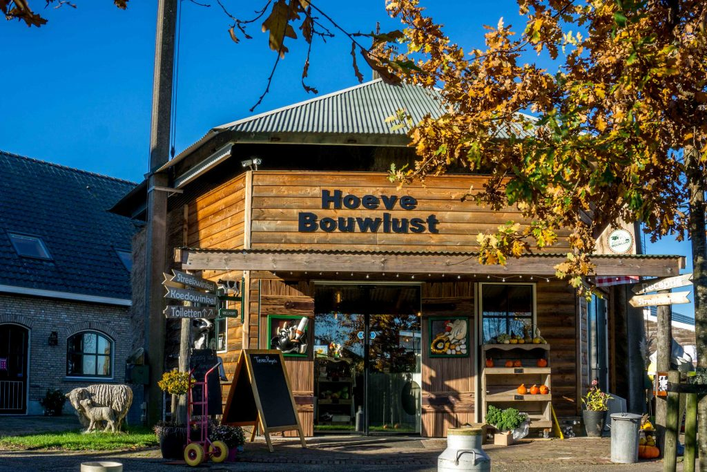 Hoeve Bouwlust